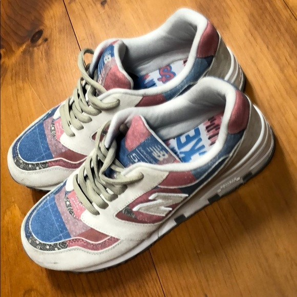 """on sale b5747 912d0 RARE Concepts X New Balance 575 """"M80"""" 4th of July"""